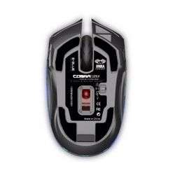 E Blue EMS608BKAA IF Cobra Type S Rechargeable 2.4GHz Wireless LED Compact Gaming Mouse - Black+Gold preview