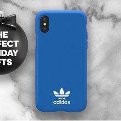 ADIDAS Originals Moulded Case for iPhone XS/X Bluebird preview