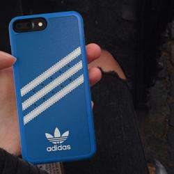 ADIDAS Originals Moulded Case For iPhone 8/7 Plus Blue preview