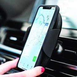 ADONIT Auto Clamping Sensor Wireless Charging Mount Mount & Dash 10W Fast Charge preview