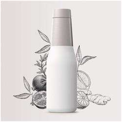 ASOBU Oasis Vacuum Insulated Double Walled Water Bottle White 600 ml preview