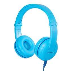 BUDDYPHONES PLAY Wireless Bluetooth Headphones for Kids - Blue preview