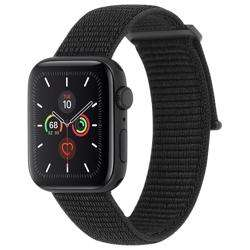 CASE-MATE 38-40mm Apple Watch Nylon Band - Black preview