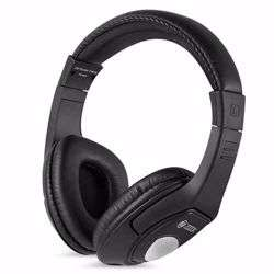 Zoook ZM Rocker Flame Headphone with Mic & extra BASS Single 3.5mm Connector - Black preview
