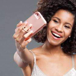CASE-MATE Allure Selfie Case for iPhone 8/7/6s /6 Rose Gold preview