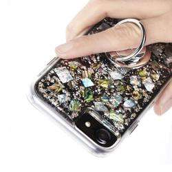 CASE-MATE Phone Ring Holder Phone Grip Stand Universal Silver preview