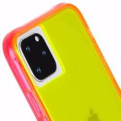 CASE-MATE Tough Neon Green/Pink Case for iPhone 11 Pro Max preview