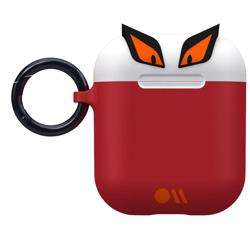CASE-MATE CreaturePods AirPods Case - Edge The Bad Boy - White/Red preview