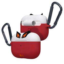 CASE-MATE CreaturePods AirPods Pro Case - Edge The Bad Boy - White/Red preview