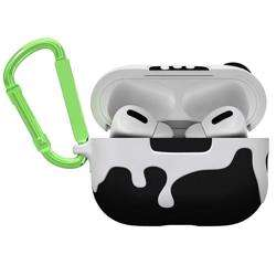 CASE-MATE CreaturePods AirPods Pro Case - Ozzy Dramatic - White/Black preview