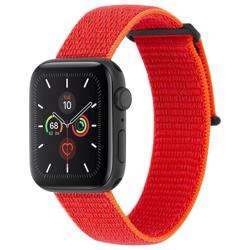 CASE-MATE 38-40mm Apple Watch Nylon Band - Reflective Neon Orange preview