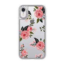 CASETIFY Impact Case Pink Roses For iPhone XR preview