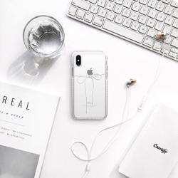 CASETIFY Impact Case - Take A Bow for iPhone XS Max preview