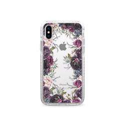 CASETIFY iPhone XS/X Impact Case Dark Floral preview
