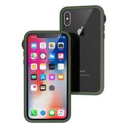 CATALYST Impact Protection Case for iPhone XS/X Army Green preview