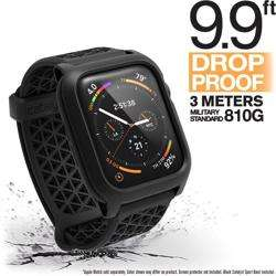 CATALYST Apple Watch 44MM Series 4 Impact Protection Case Stealth Black preview