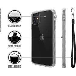 CATALYST Impact Protection Case for iPhone 11 - Clear preview