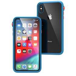 CATALYST Impact Protection Case for iPhone XS/X Blueridge/Sunset preview