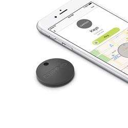 CHIPOLO Classic Bluetooth Item Tracker Black preview