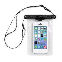 GOBAG Dolphin Self Sealing Dry Bag for All Smartphones Waterproof to 30m Black