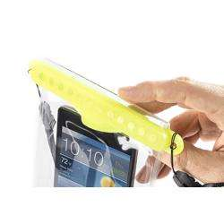 GOBAG Dolphin Self Sealing Dry Bag for All Smartphones Waterproof to 30m Yellow preview