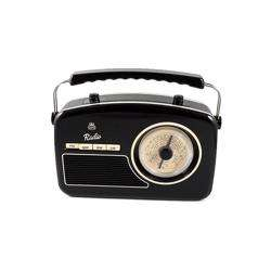 GPO Rydell Four Band Radio Player Black preview