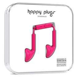 HAPPY PLUGS Earbuds Cerise preview