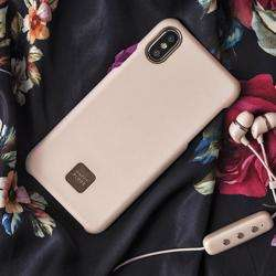 HAPPY PLUGS Slim Case for iPhone XS/X Nude preview