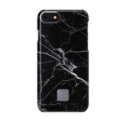 HAPPY PLUGS Slim Case Deluxe for iPhone 8/7 Black Marble preview