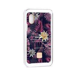 HAPPY PLUGS Slim Case for iPhone XS/X Hawaiian Nights preview
