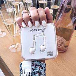 HAPPY PLUGS Earbuds White preview