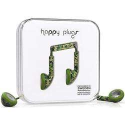 HAPPY PLUGS Deluxe Earbuds Camouflage preview