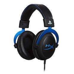 HYPER-X PS4 HyperX Cloud Gaming Headset - Blue