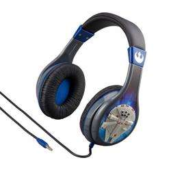 iHOME Kiddesigns Over-Ear Headphone Volume Limited With 3 Settings Starwars preview