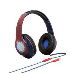 iHOME Kiddesigns Over-Ear Headphone With Mic - Civil War (Captain America On One Side & Iron Man On The Other Side) preview