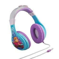 iHOME Kiddesigns Over-Ear Headphone Volume Limited With 3 Settings Frozen preview