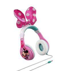 iHOME Kiddesigns Over-Ear Headphone Minnie Mouse Youth Headphones With Bow preview