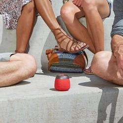 JAM AUDIO Replay Wireless Speaker Red preview