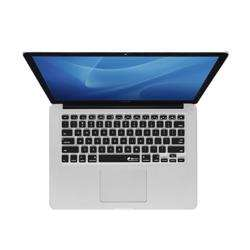 KB COVERS Keyboard Cover for MacBook Air 2018 Black preview