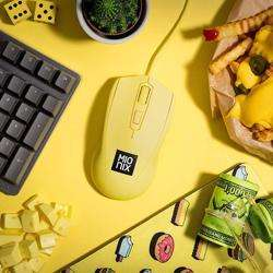 MIONIX Avior Ambidextrous Optical Gaming Mouse French Fries
