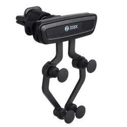 Zoook FlexiMan Auto Retractable Gravity Car Holder - Black preview
