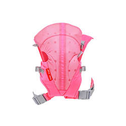 Baby Plus BP2445 Baby Carrier 2 in 1with backpack function - Pink