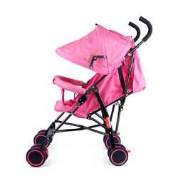 Baby Plus BP7731-PINK Stroller, 0-2 Years preview