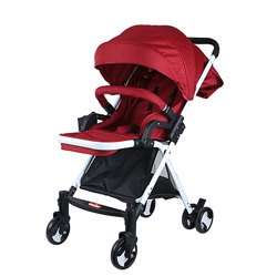 Baby Plus BP7733-D.RED Stroller, 0-2 Years