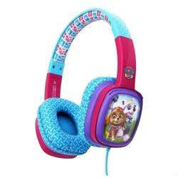 HEDRAVE Wired Pap Patrol Card Headphones Pink preview