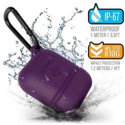 CATALYST Case For Airpods Deep Plum preview