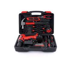 Geepas Tools GT7671 Combination Tool Kit, 27 Pieces
