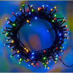 2836 - 120 LED 360 Digree Flexi -Single Color( Red , Green, Purple)