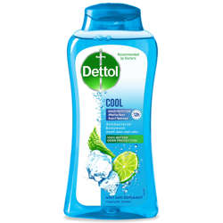 Dettol Cool Anti-Bacterial Body Wash 250ml