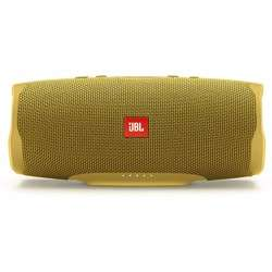 JBL Splashproof Portable Bluetooth Speaker With Usb Charger Charge4- Yellow preview